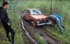 Порвали Ниву, засадили почти всех (Lexus LX470, Pajero 2, Jimny, Нива, Levante). Жесткий Offroad!